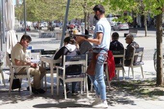 A turistaidény kezdetével egyre több fiatal kap állást a nyárra