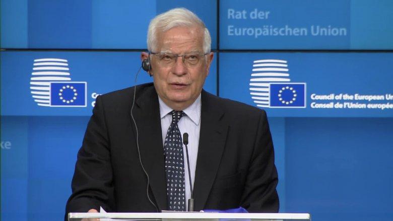 Josep Borrell szerint nem lesz jobb a kapcsolat Oroszországgal