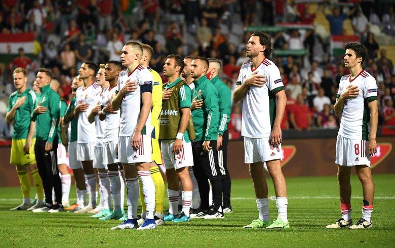 Gól nélküli döntetlennel zárt az Eb-főpróbán a magyar fociválogatott