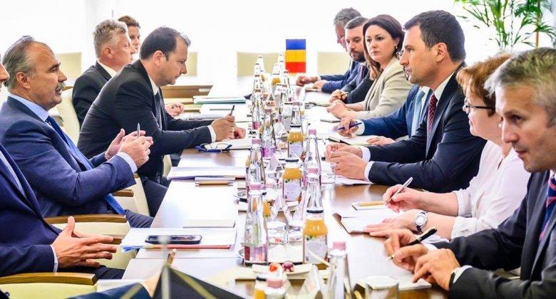 Tánczos Barna a magyar–román környezetvédelmi és vízügyi kapcsolatok erősítéséről tárgyalt Budapesten