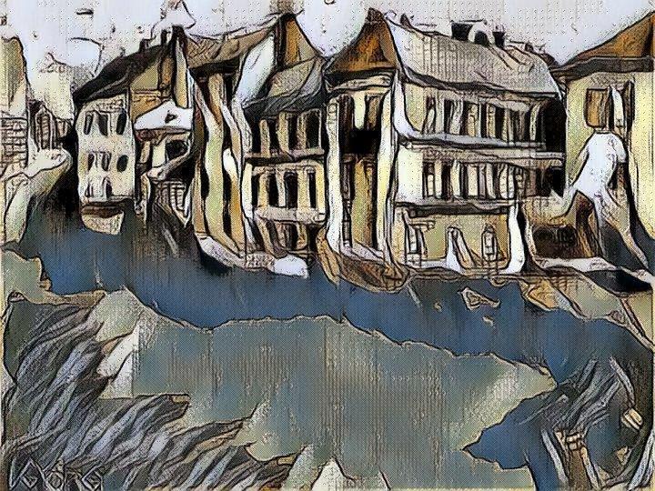 A képben is történet él– Beszélgetés Keszthelyi György költővel, képzőművésszel