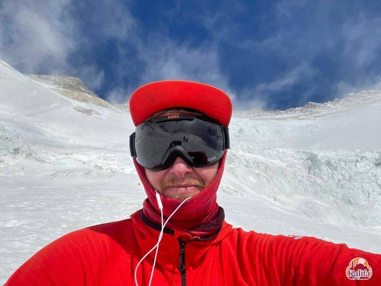 A nagyváradi Varga Csaba elsőként hódított meg öt nyolcezres hegycsúcsot az élő magyar hegymászók közül