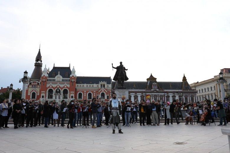 A nagyváradi kulturális intézmények összevonása ellen tiltakozik a Vidéki Színházigazgatók Egyesülete