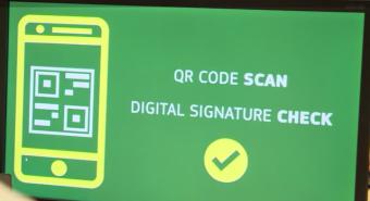 Több mint 340 ezren igényelték a digitális oltási igazolványt az első 12 órában
