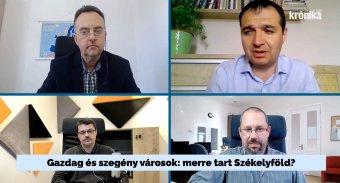 Amit rosszul csinálnak a székelyföldi önkormányzatok – Geréb László a Krónika Live-ban