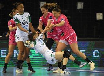 Nem lesz címvédés, a Győr büntetőkkel elveszítette a női kézilabda BL elődöntőjét
