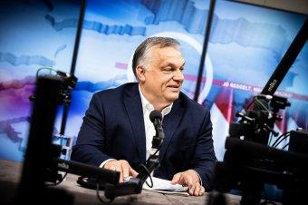 Az őszödi beszédről, a pápalátogatásról és az oltás fontosságáról is beszélt Orbán Viktor pénteki rádiós interjújában