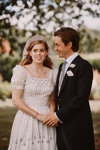 Gyermeket vár Beatrix hercegnő, a brit uralkodó unokája