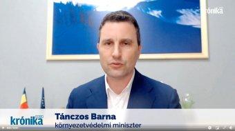 Nem elég egy nyár a medvekérdés megoldására – Tánczos Barna a Krónika Live-ban