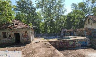 Felújítják a legendás temesvári Uszoda strandot