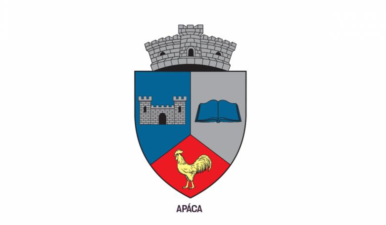 Hivatalossá vált a Brassó megyei Apáca címere