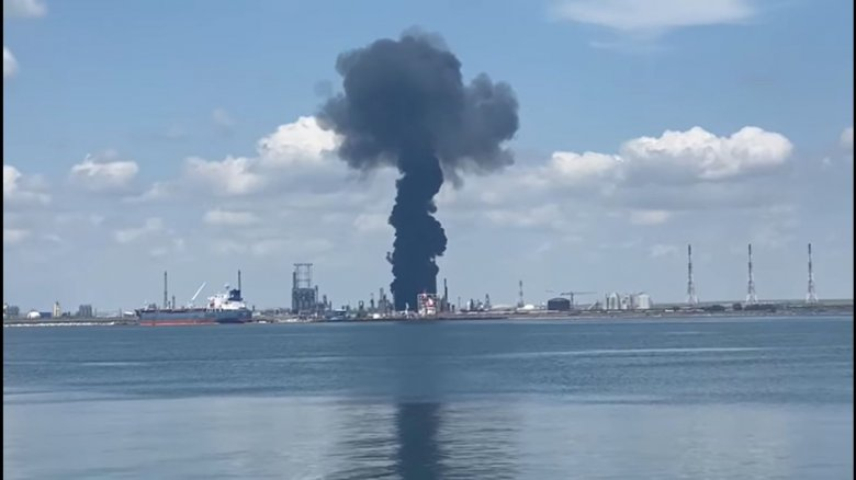 Háromra emelkedett a Petromidia kőolaj-finomítónál történt robbanás halálos áldozatainak száma