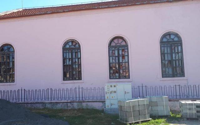 Megrongálták a szászvárosi zsinagógát