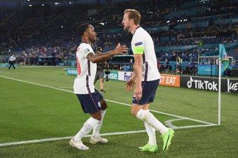 EURO-2020 – Az angolok nagyon hamar eldöntötték az elődöntőbe jutást az ukránok ellen