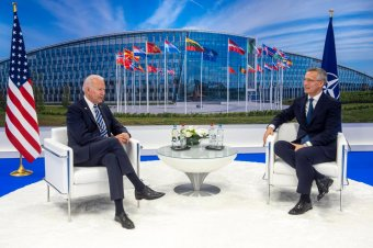 Biden: a NATO válaszlépéseket fog tenni, ha Oroszország folytatja ártalmas tevékenységét