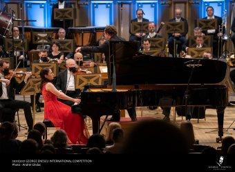 Korlátozott nézőszámmal ugyan, de megrendezik a bukaresti George Enescu Fesztivált