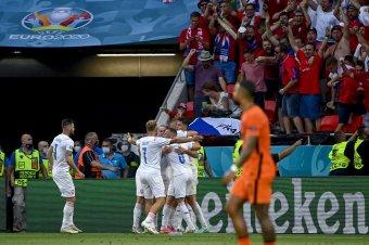 EURO-2020 – Itt a torna eddigi legnagyobb meglepetése, a csehek hazaküldték a hollandokat