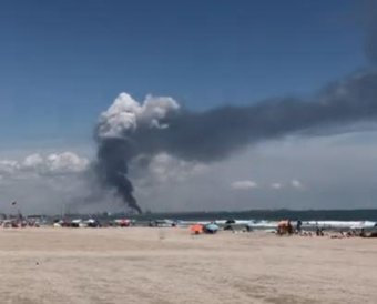 Halálos áldozata is van a năvodari-i kőolaj-finomítónál történt robbanásnak