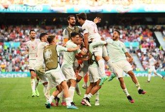 EURO-2020 – Kínos öngól, majd hosszabbítás után ejtették ki a spanyolok a vb-ezüstérmes horvátokat