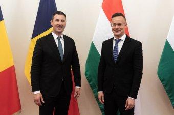 Szijjártó: Magyarországnak jó hír, hogy Románia megpróbálja megfékezni a környezetszennyezést