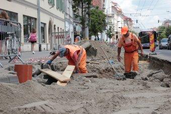 Enyhén mérséklődött a munkanélküliségi ráta Romániában