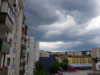 Viharriadó van érvényben Románia csaknem egész területén