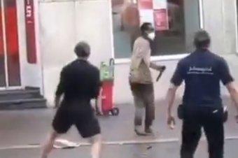Szomáliai férfi késelt Würzburgban, három halott, sok a sebesült