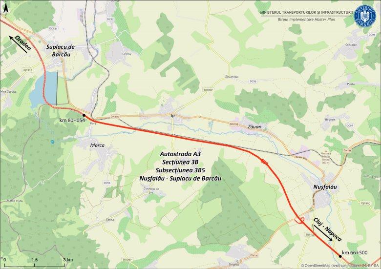 Zöld jelzés: épülhet az észak-erdélyi autópálya Szilágynagyfalu és Berettyószéplak közötti szakasza
