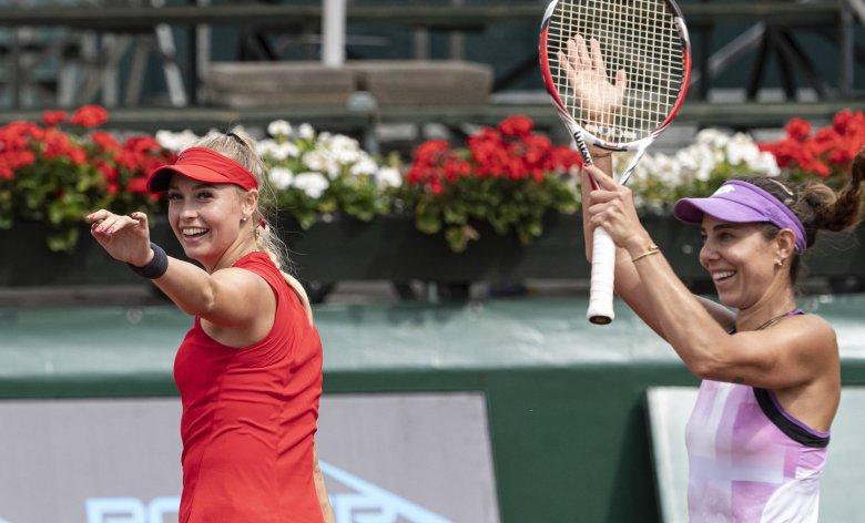 Magyar–román duó nyerte a budapesti tenisztorna párosversenyét