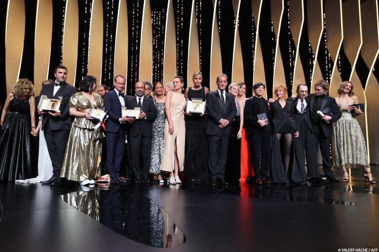 Kikotyogták a fődíjast, francia thriller kapta az Arany Pálmát Cannes-ban
