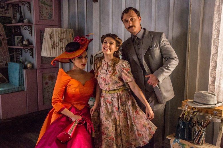 Erdélyi színészek is feltűnnek az új magyar, élő szereplős mesefilmben