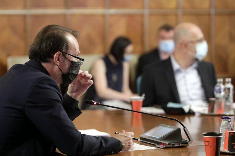 Koalíció: továbbra is áll a bál az RMDSZ és az USR-PLUS között igazságügyi kérdésekben