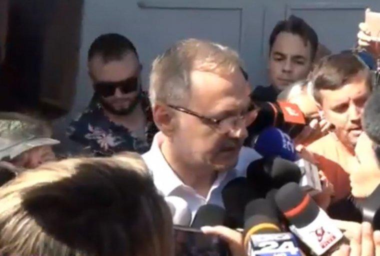 Példás magaviselete miatt helyezték szabadlábra Liviu Dragneát