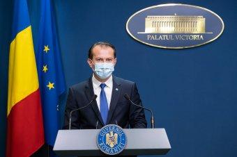 Menesztette Florin Cîțu az USR–PLUS államtitkárait