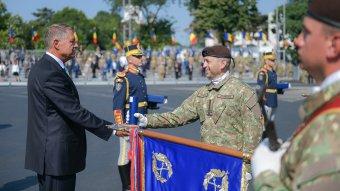 Iohannis: Románia megtanulta a szolidaritás leckéjét az afganisztáni küldetések során