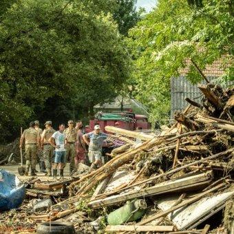 Tizenöt megye több mint harminc településén okoztak károkat az áradások
