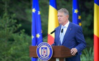 Iohannis közös európai megoldást kér az energiaárak mérséklésére