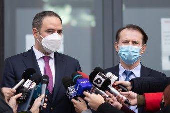 Menesztette a kormányfő Alexandru Nazare pénzügyminisztert – A PNL elnöke cáfolja, hogy beleegyezett volna