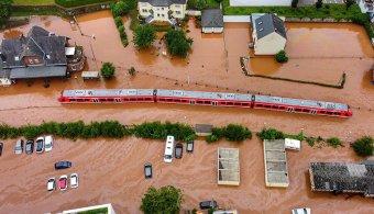 Meghaladta a 150 főt a Nyugat-Európát sújtó áradások halálos áldozatainak száma
