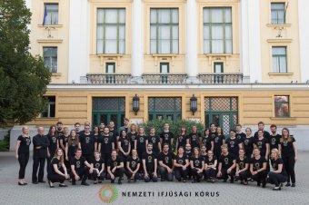 Öt koncertből álló fellépéssorozatra készül a Nemzeti Ifjúsági Kórus