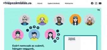 Beindul a népszámlálásról magyar nyelven tájékoztató portál nyolc hónappal a cenzus kezdete előtt