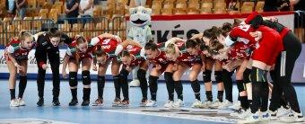 Csak az arany: megnyerte a szlovéniai junior Eb-t a magyar női kézilabda-válogatott