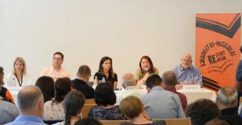 """""""Járulékos áldozatok a nemzeti kisebbségek az EU-ban"""" – kisebbségvédelmi panelt rendeztek a sátoraljaújhelyi szabadegyetemen"""