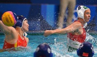 A hollandokkal negyeddöntőzhet az olimpiai csoportelsőséget elbukó magyar női pólóválogatott