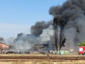 Szándékos gyújtogatás okozta a nagyszalontai hulladéklerakónál történt tűzvészt, letartóztatták a gyanúsítottat