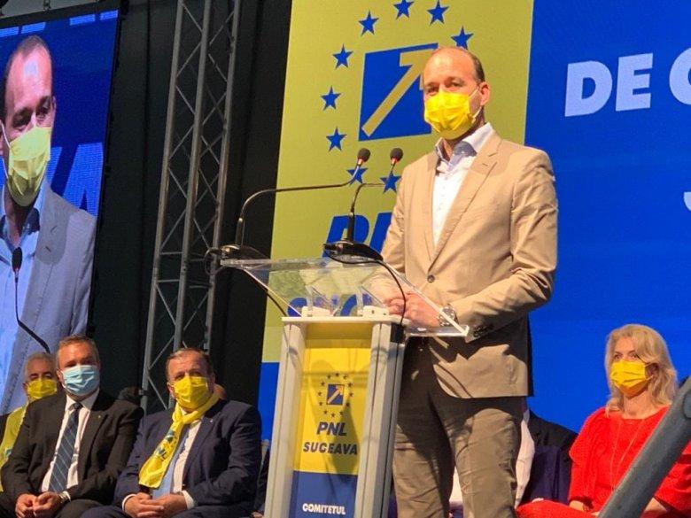 FRISSÍTVE – Felszállt a fehér füst: Dan Vîlceanut jelöli a PNL a pénzügyminiszteri tisztségre