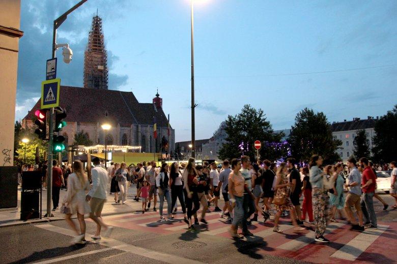 Korlátozásokra lehet számítani Kolozsváron, meghaladta a 2 ezreléket a fertőzöttségi ráta