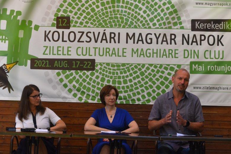 Elkezdődött a visszaszámlálás: jövő héten indul a 12. Kolozsvári Magyar Napok