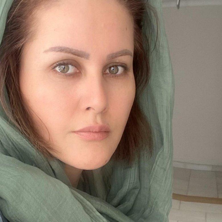 Ukrajna kimenekítette Afganisztánból Sahraa Karimi világhírű filmrendezőnőt