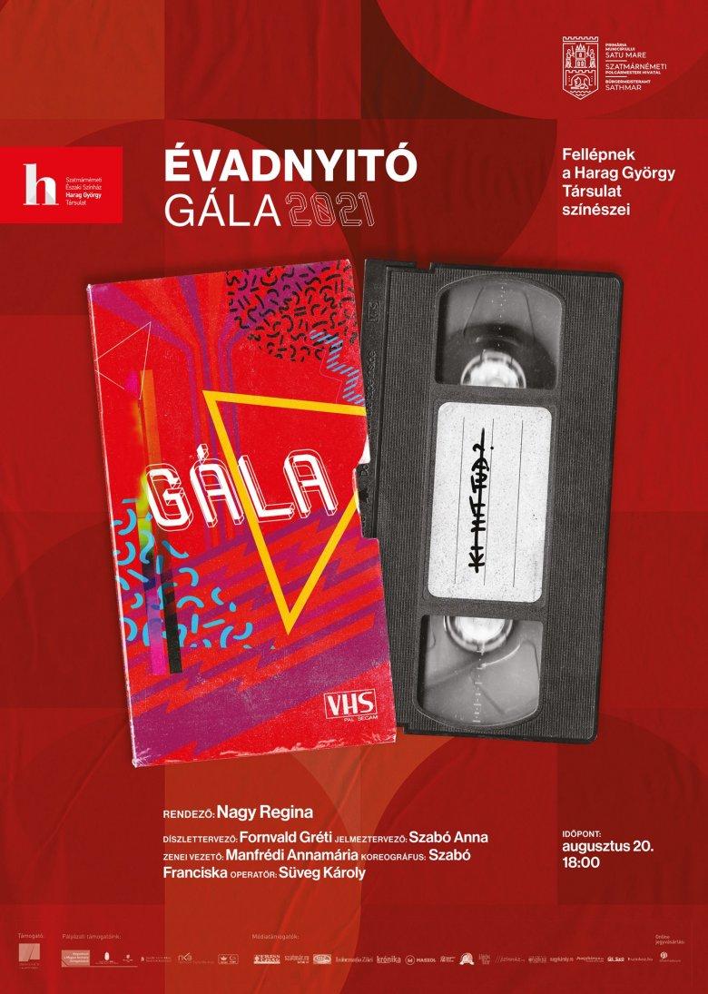 Harag György-emlékkiállítással és gálaműsorral nyitja új évadát a Szatmárnémeti Északi Színház